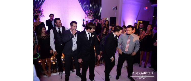 Chris and Rebekah Wedding DJ